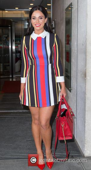 Vicky Pattison - Celebrities at BBC Radio 1 at BBC Portland Place - London, United Kingdom - Thursday 2nd July...