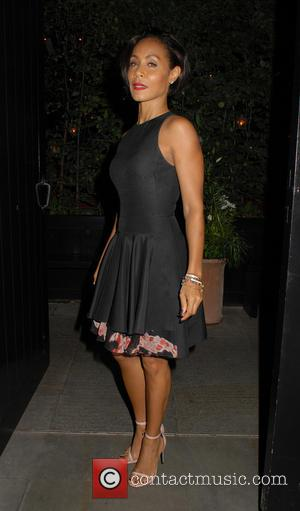 Jada Pinkett Smith - Celebrities at Chiltern Firehouse in Marylebone - London, United Kingdom - Thursday 2nd July 2015