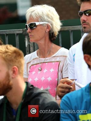 Judy Murray - Celebrities attend the Wimbledon Tennis Championships 2015 at All England Club - London, United Kingdom - Thursday...
