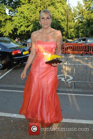 Tania Bryer - Serpentine Gallery summer party held in Kensington Gardens - Arrivals at Serpentine Gallery - London, United Kingdom...