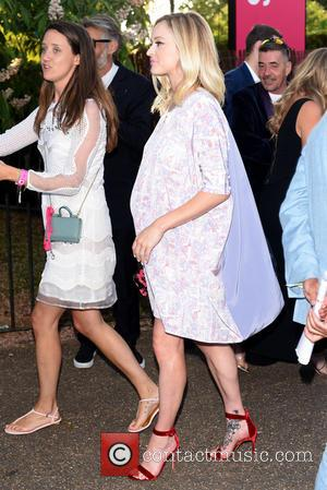Fearne Cotton - Serpentine Gallery summer party held in Kensington Gardens - Arrivals at Serpentine Gallery - London, United Kingdom...