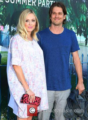 Fearne Cotton , Jesse Wood - Serpentine Gallery summer party held in Kensington Gardens - Arrivals at Kensington Gardens, Serpentine...