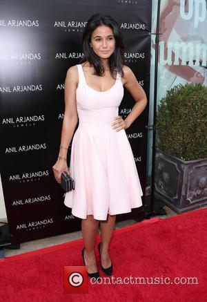 Emmanuelle Chriqui - Grand Opening of Anil Arjandas Jewels Los Angeles Boutique - Arrivals at Anil Arjandas Jewels Boutique -...