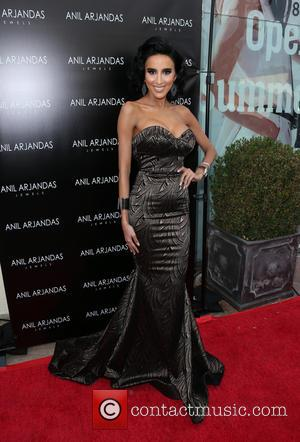 Lilly Ghalichi - Grand Opening of Anil Arjandas Jewels Los Angeles Boutique - Arrivals at Anil Arjandas Jewels Boutique -...