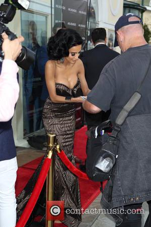 Lilly Ghalichi - Grand Opening of Anil Arjandas Jewels Los Angeles Boutique - Arrivals - Los Angeles, California, United States...