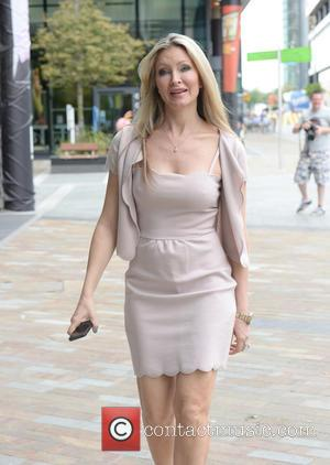 Caprice Bourret - Caprice out and about in Media City Manchester - Manchester, United Kingdom - Thursday 2nd July 2015