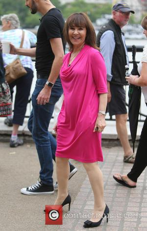 Rylan Clark and Arlene Phillips