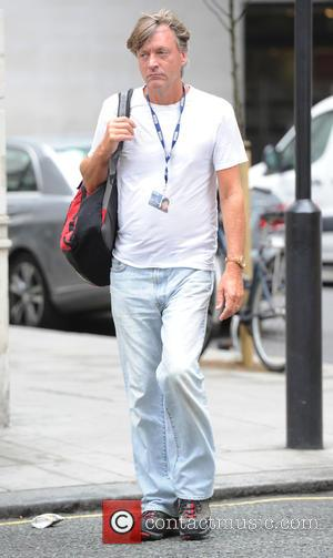 Richard Madeley - Richard Madeley out and about in London - London, United Kingdom - Thursday 2nd July 2015