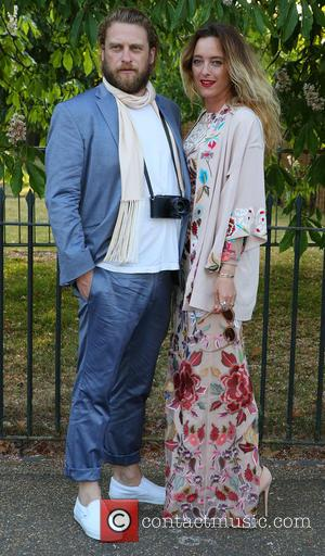 Alice Temperley and Greg Williams