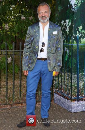 Graham Norton - Serpentine Gallery summer party held in Kensington Gardens - Arrivals at Kensington Gardens, Serpentine Gallery - London,...