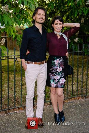 Matthew Williamson and Sadie Frost