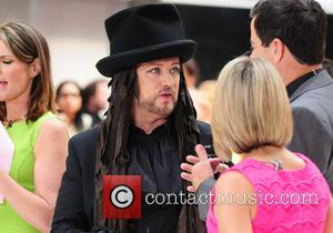 Boy George - Recording of NBC's the 'Today' show - New York, United States - Thursday 2nd July 2015