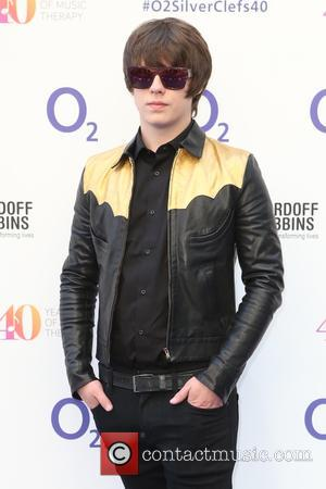 Jake Bugg - Red Carpet arrivals for the 02 Silver Clef Awards 2015 held at Grosvenor House, Park Lane, London...