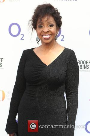 Gladys Knight - Red Carpet arrivals for the 02 Silver Clef Awards 2015 held at Grosvenor House, Park Lane, London...