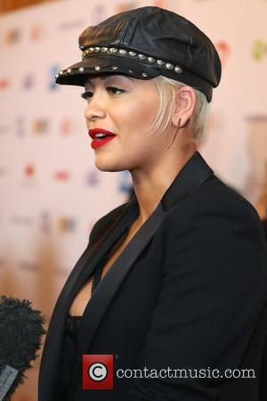 Rita Ora - Nordoff Robbins O2 Silver Clef Awards held at Grosvenor House at Grosvenor House - London, United Kingdom...