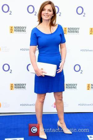Geri Halliwell - Nordoff Robbins O2 Silver Clef Awards held at Grosvenor House at Grosvenor House - London, United Kingdom...