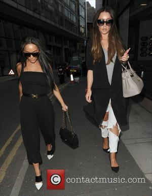 Chelsee Healey and Jodie Stringfellow