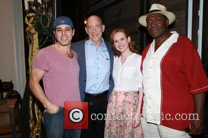 Josh Young, J.k. Simmons, Erin Mackey and Chuck Cooper