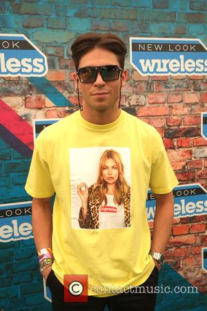 Joey Essex - Wireless Festival 2015 - Week 2 - Day 1 - Celebrity Sightings at Wireless Festival - London,...