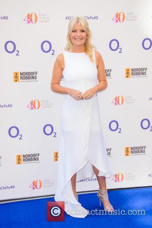 Gabby Roslin - Nordoff Robbins O2 Silver Clef Awards held at Grosvenor House - Arrivals at Grosvenor House - London,...
