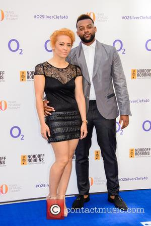 Oritsé Williams - Nordoff Robbins O2 Silver Clef Awards held at Grosvenor House - Arrivals at Grosvenor House - London,...