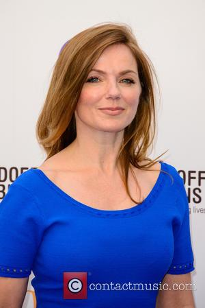 Geri Halliwell - Nordoff Robbins O2 Silver Clef Awards held at Grosvenor House - Arrivals at Grosvenor House - London,...