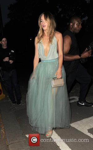 Suki Waterhouse - Serpentine Gallery summer party held in Kensington Gardens - Departures at Serpentine Gallery - London, United Kingdom...