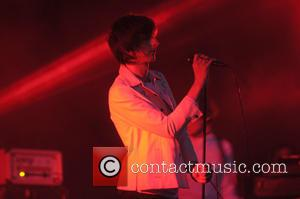 the Horrors - Blissfields Festival 2015 - Day 1 - Performances at Blissfields - Winchester, United Kingdom - Friday 3rd...