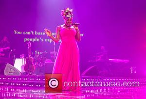 India Arie - 2015 Essence Music Festival - Performances at Mercedes Benz Superdome - New York, United States - Friday...