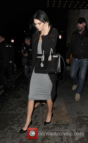 Kendall Jenner - Kendall Jenner leaves her hotel headed to The Box Soho nightclub - London, United Kingdom - Friday...