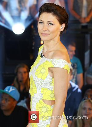 Emma Willis - 'Big Brother' live eviction at Elstree Studios - London, United Kingdom - Saturday 4th July 2015