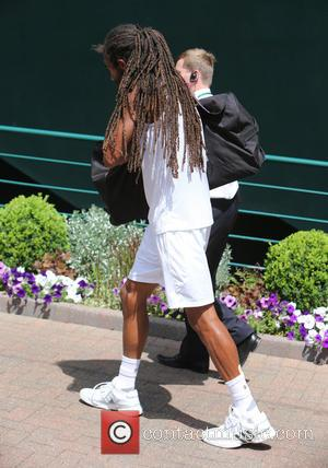 Dustin Brown - 2015 Wimbledon Championship - Day 6 - London, United Kingdom - Saturday 4th July 2015