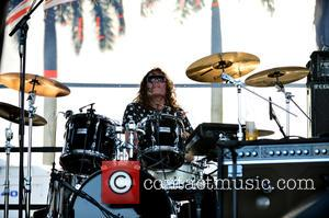 Michael Brahm - A Flock of Seagulls perform live during the City Of Sunrise Florida 4th Of July Firework and...