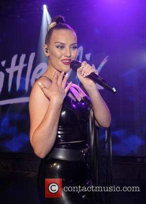 Little Mix, Jade Thirlwall, Perrie Edwards, Leigh-Anne Pinnock and Jesy Nelson - Little Mix perform live at G-A-Y to promote...