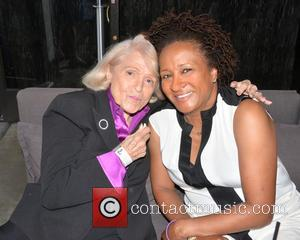 Edith Windsor and Wanda Sykes - Wanda Sykes and Edith Windsor LGBT 50th Anniversary Celebration cocktail party honoring James Obergefell...