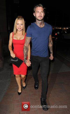 Stephanie Waring - Stephanie Waring visits Club Liv with her new boyfriend at Club Liv - Manchester, United Kingdom -...