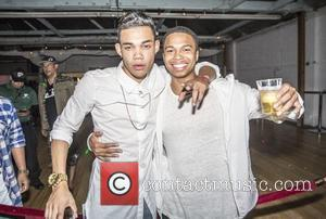 Roshon Fegan and Jeffery Exclusive