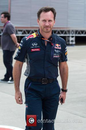 Christian Horner - Formula 1 British Grand Prix at Silverstone - Qualifying - Silverstone, United Kingdom - Saturday 4th July...
