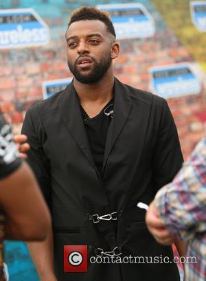 Oritse Williams - Wireless Festival 2015 - Week 2 - Day 2 - Celebrity Sightings at Wireless Festival - London,...