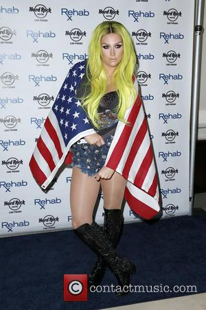 Kesha - Kesha Returns to Hard Rock Hotel and Casino Las Vegas For Independence Day Weekend Performance at REHAB Pool...