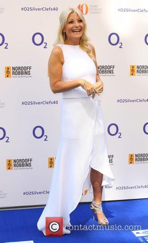 Gaby Roslin - Nordoff Robbins O2 Silver Clef Awards - Arrivals - London, United Kingdom - Sunday 5th July 2015
