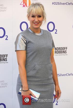 Nicki Chapman - Nordoff Robbins O2 Silver Clef Awards - Arrivals - London, United Kingdom - Sunday 5th July 2015