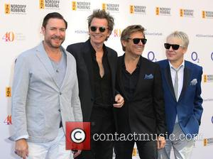 Duran Duran, Simon Le Bon, John Taylor, Roger Taylor and Nick Rhodes