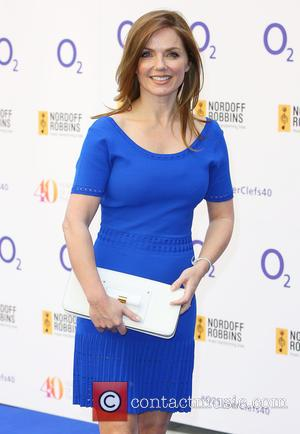 Geri Halliwell - Nordoff Robbins O2 Silver Clef Awards - Arrivals - London, United Kingdom - Sunday 5th July 2015