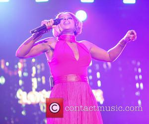 Mary J Blige - Mary J Blige performs at the 2015 Essence Festival at Mercedez-Benz Superdome - New Orleans, Louisiana,...
