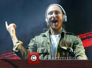 David Guetta - New Look Wireless Festival at Finsbury Park, London at Finsbury Park, Wireless Festival - London, United Kingdom...