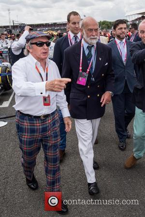 Jackie Stewart and Kent