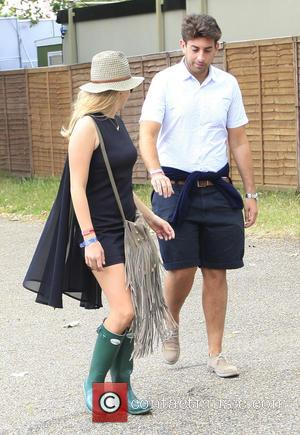 James 'arg' Argent and Lydia Rose Bright