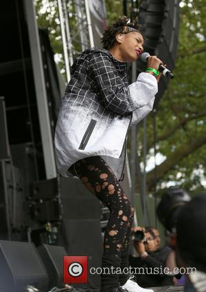 Willow Smith - Wireless Festival 2015 - Week 2 - Day 3 - Performances at Wireless Festival - London, United...