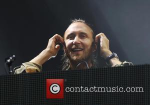 David Guetta - Wireless Festival 2015 - Week 2 - Day 3 - Performances at Wireless Festival - London, United...